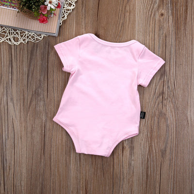 Baby Rompers Children Summer Clothing Set Newborn Baby Clothes Cotton Baby Rompers Short Sleeve Baby Girl Clothing Jumpsuits