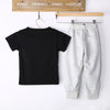 Causal Kids Baby Boy Clothes T-Shirt Trousers Sports Pants Outfit