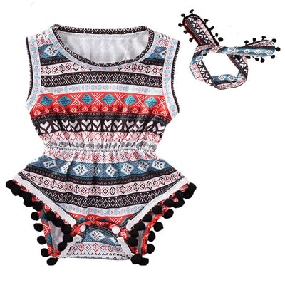 Baby Girls Classic Romper One-pieces  new arrival fashion Jumpsuit Clothes