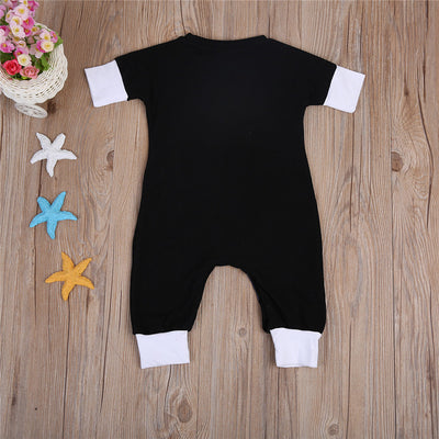 Baby Boys Infant Gentleman Romper  Newest Jumpsuit Playsuit Outfits Clothes