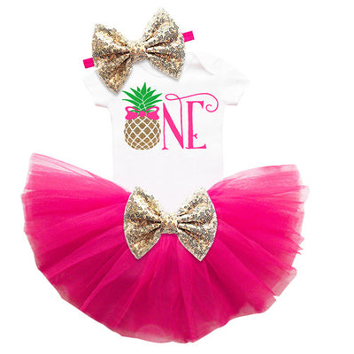 Babe Baby Girls Dress Toddler Girls Clothing Princess Dresses For  Birthday Party Fashion Style Infant Clothes