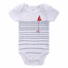 Baby Bodysuits born Jumpsuit Baby Girl's Bodysuit Short Sleeves Body Baby Clothing