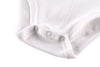 Baby Girl Boy Summer Clothes White Color Short Sleeves New Born Body Baby Next Baby Bodysuit