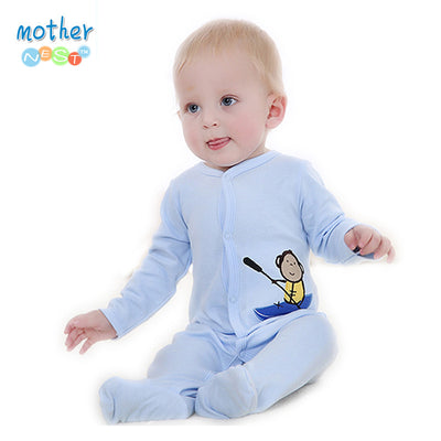New Fashion Baby Romper Clothing Body Suit Newborn Long Sleeve Kids Boys Girls Rompers Baby Clothes
