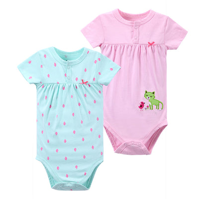 Nest Baby Bodysuit Cute Cartoon Infant Jumpsuit Girl Next Baby Clothing Baby Girl Bodysuits Baby Clothes