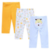 Baby Pants Boy Cartoon Embroidered Animal Girls Leggings Baby Boys Girls Pants Trousers Infant Clothing