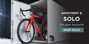 Apartment B Bike Storage Box Solo
