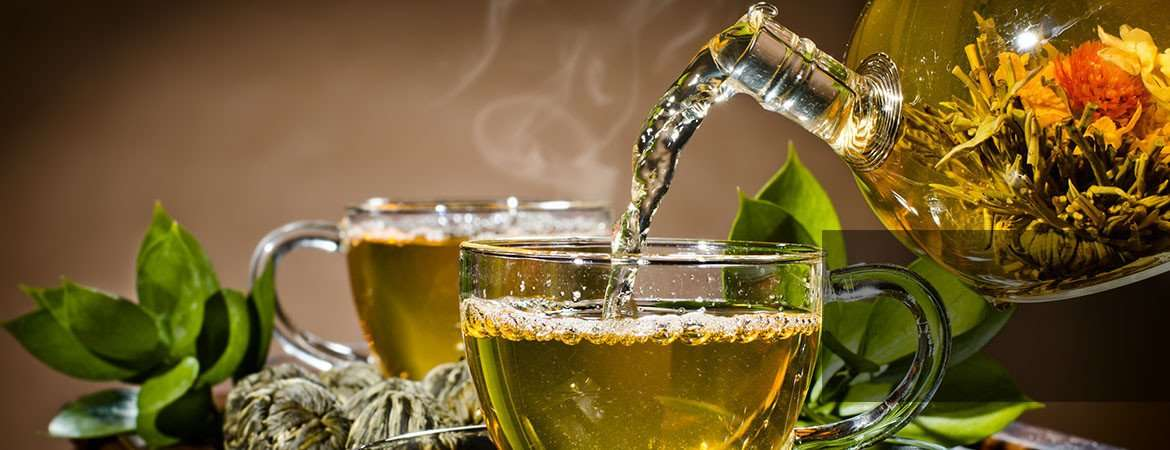 The Finest Flavored Teas And Blends! Silver Leaf Tea.