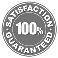 Image of 100% Satisfaction Guarantee!