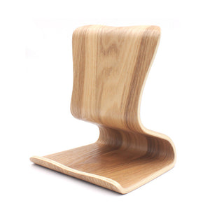 Wooden Tablet Holder