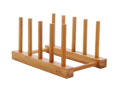 Kitchen multi function wooden racks