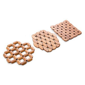 Insulation table mats