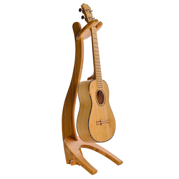 Solid Wood stand for Ukelele / Violin / small Guitar