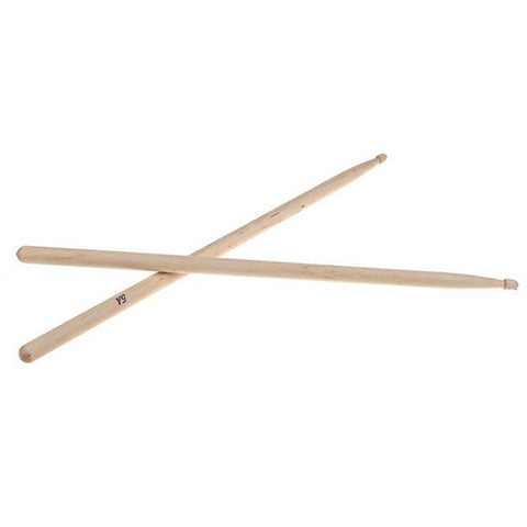 1 Pair 5A Size Maple Wood Drumsticks