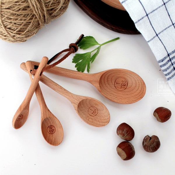 4Pcs  Measuring Spoons set