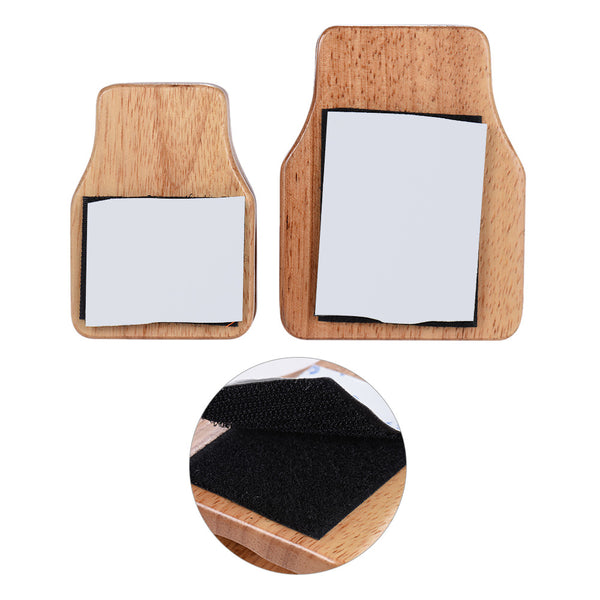 2pcs Cajon Box Drum Companion Accessory