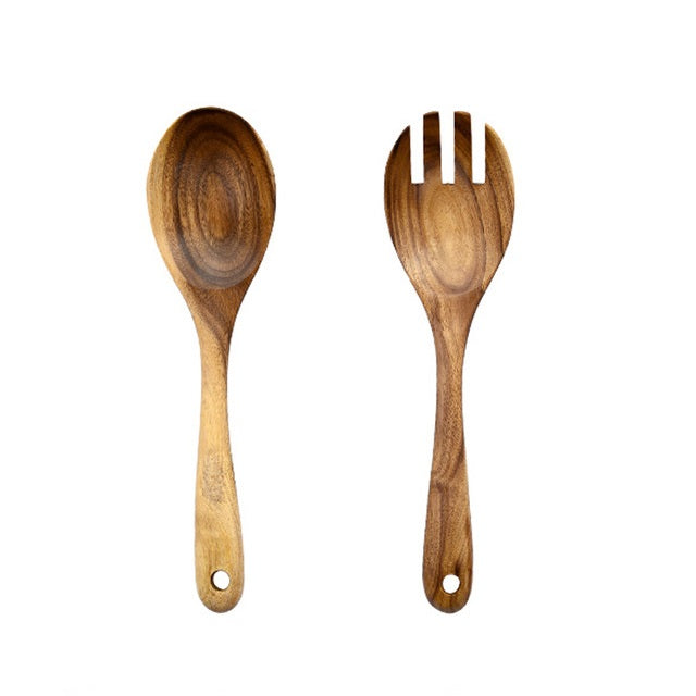 Large Salad Serving Spoons