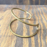 Elegant Tapered Cuff