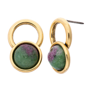 Earthshine Earrings
