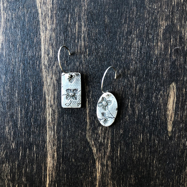 Lace Dangle Earrings - Jester Swink