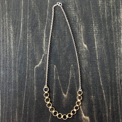 Gold-Filled and Sterling Silver Link Chain - Jester Swink