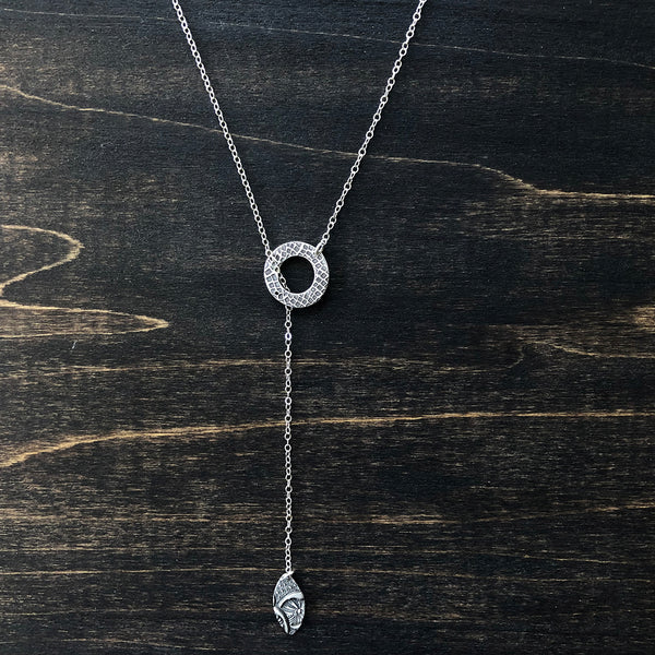 Delicate Charm Lariat Necklace - Jester Swink