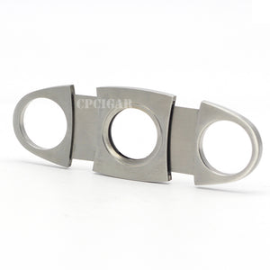COHIBA Classic Stainless Steel Metal Cigar Cutter