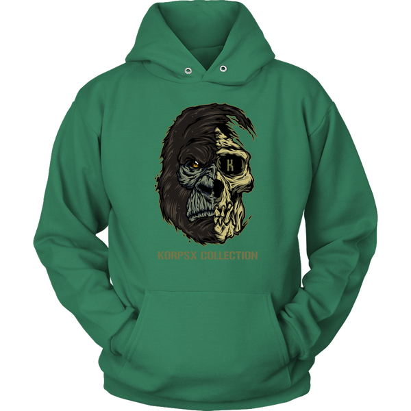 KORPSx Ape Colored Hoodie - The KORPSxCollection