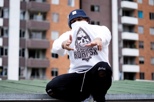 Dark Mark crewneck - The KORPSxCollection