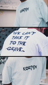 Can't Take It To The Grave Men's Champion T-Shirt - The KORPSxCollection