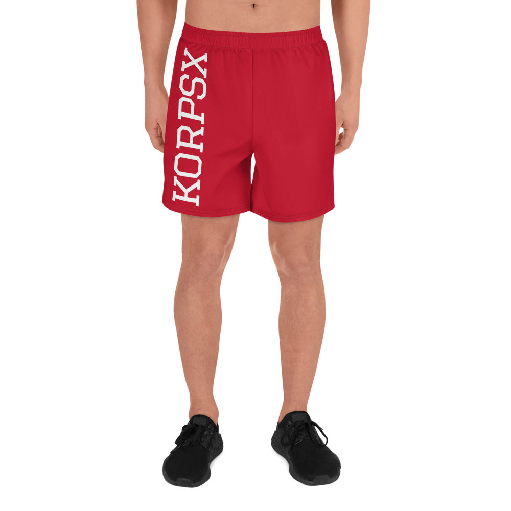 KORPSx OX Men's Athletic Long Shorts - The KORPSxCollection