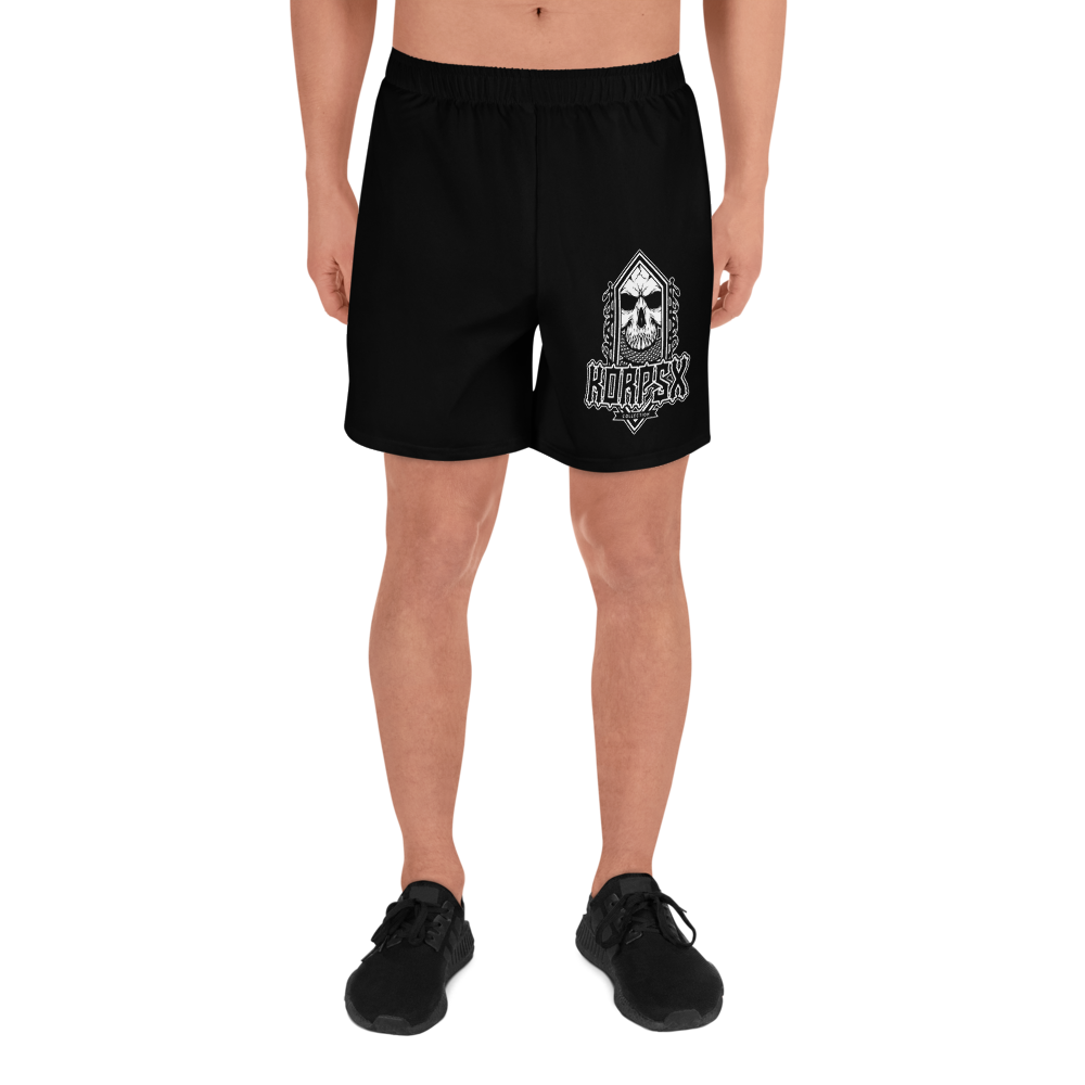 Dark Mark Men's Athletic Long Shorts - The KORPSxCollection