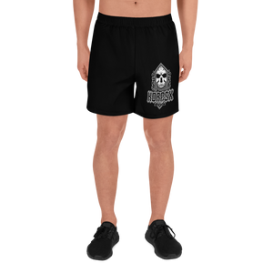 Dark Mark Men's Athletic Long Shorts