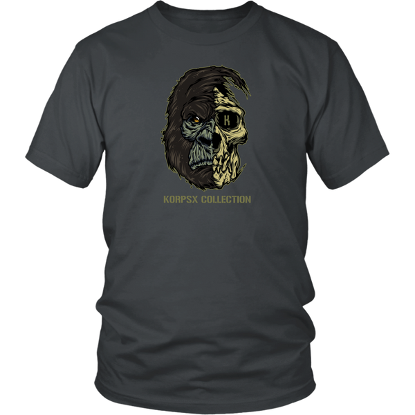Korpsx Collection Gorilla Skull  (Full Color)