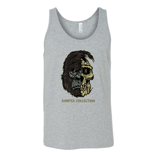 KORPSxCollection Gorilla Skull Shirt and Tank Top