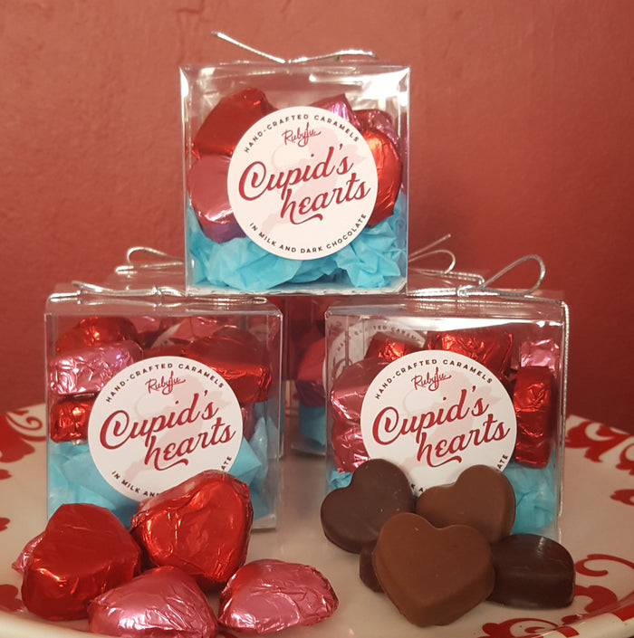 * Limited Edition * Cupid's Hearts