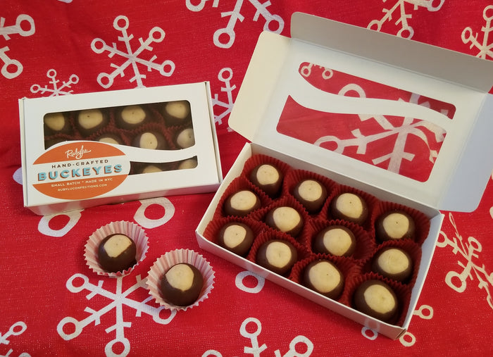 New for the Holidays - Buckeyes!