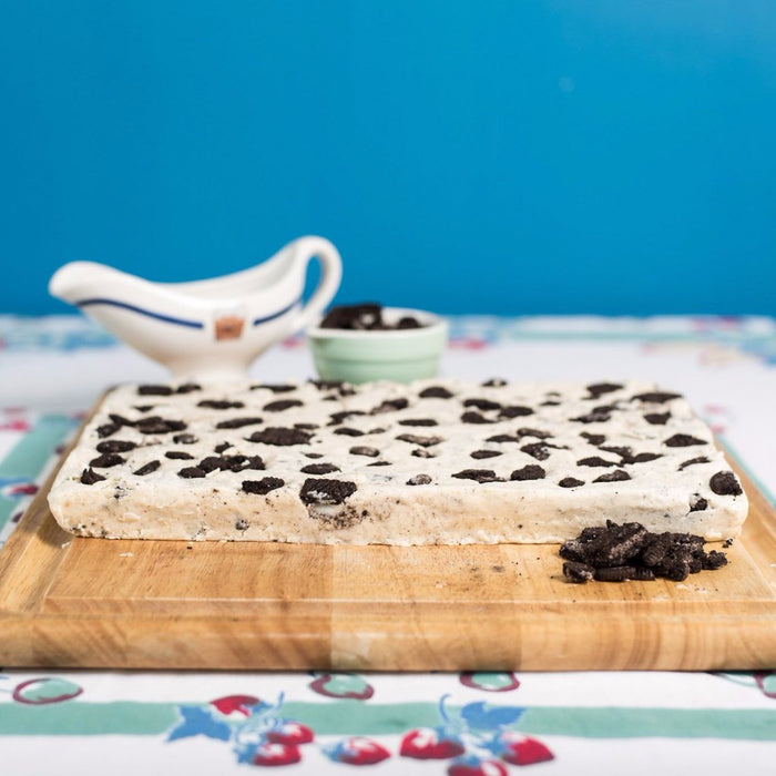 Cookies and Creme Fudge