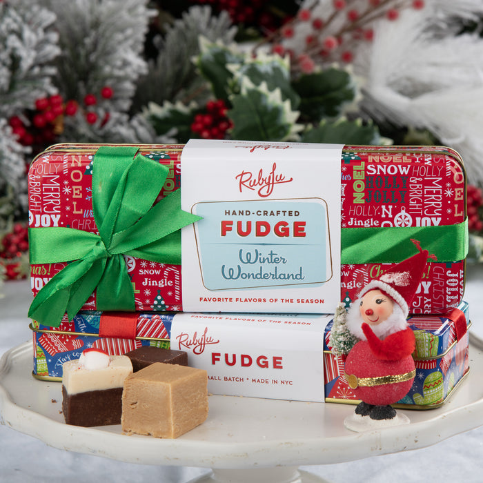 *Limited Edition* Winter Wonderland Fudge Tin
