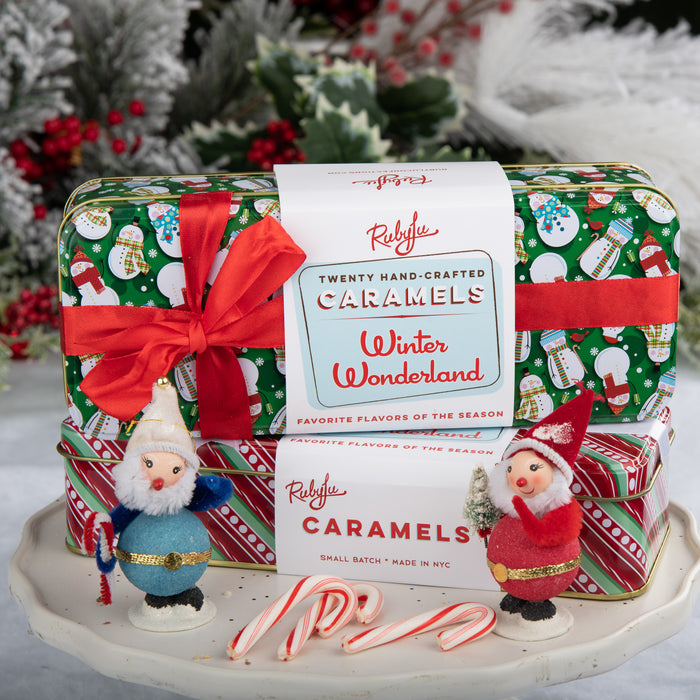 *Limited Edition* Winter Wonderland Caramel Tin