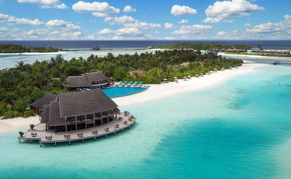 The Inside Mail on Anantara Dhigu & Veli Resort & Spa, Maldives