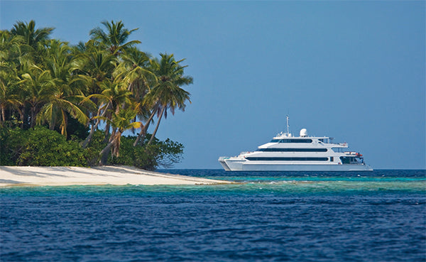 Explore, Dream, Discover. A Month Of Seafaring Aboard Four Seasons Explorer, Maldives
