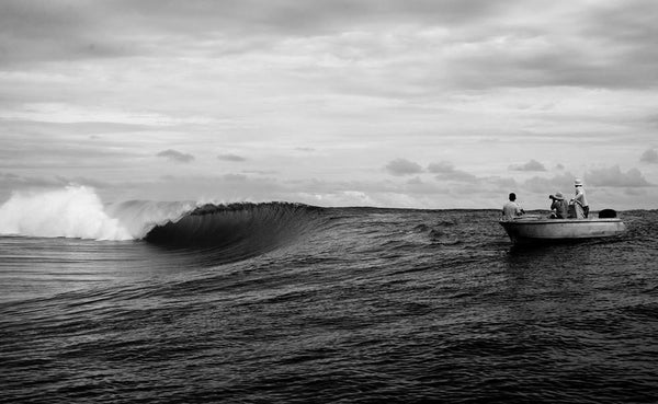 Luxury surfing at the Mentawais, Indonesia