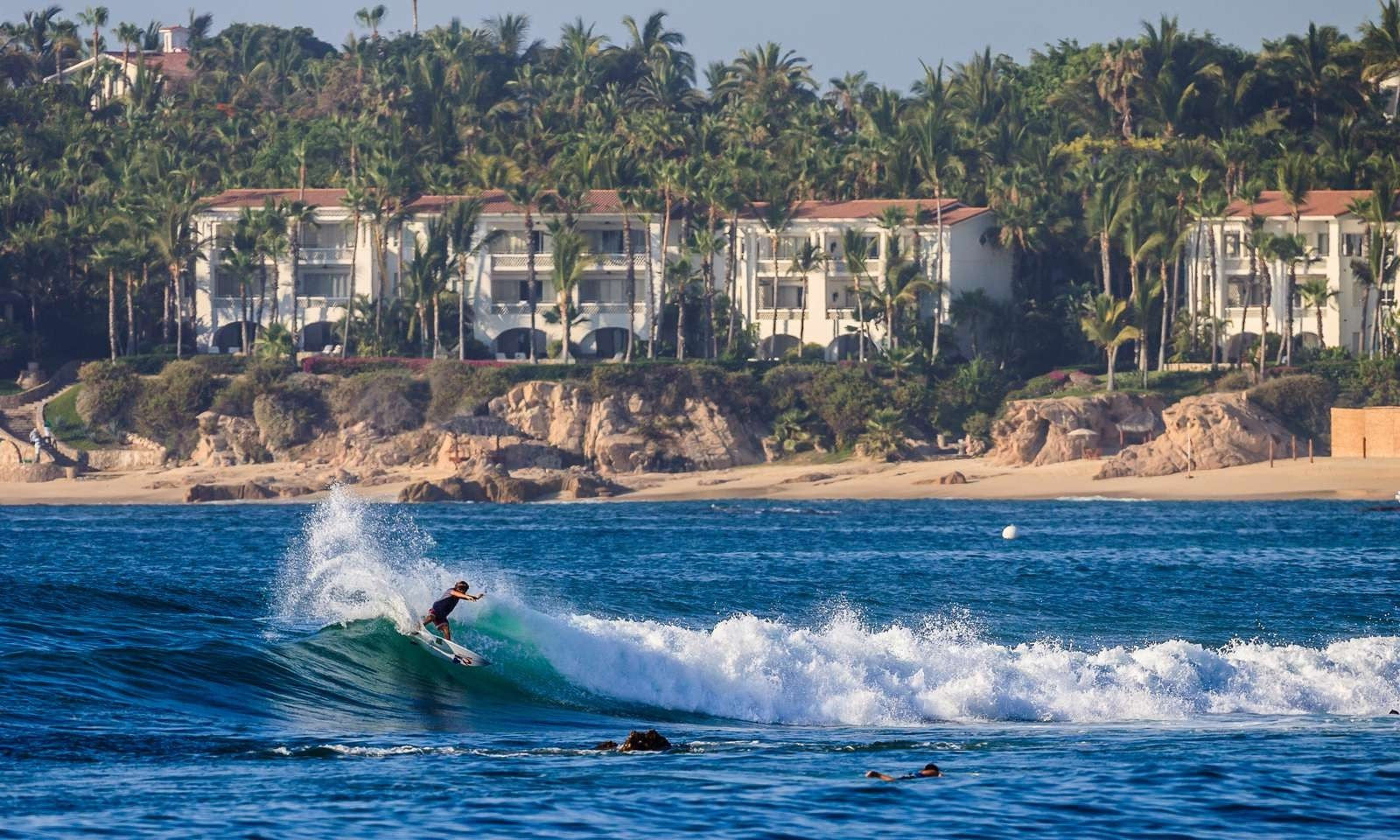 Lake Surf Report, One and Only Palmilla, Los Cabos, Mexico