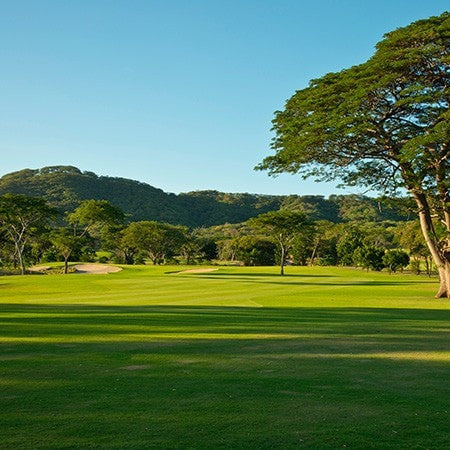 Lawn, Mukul Beach, Golf and Spa Nicaragua
