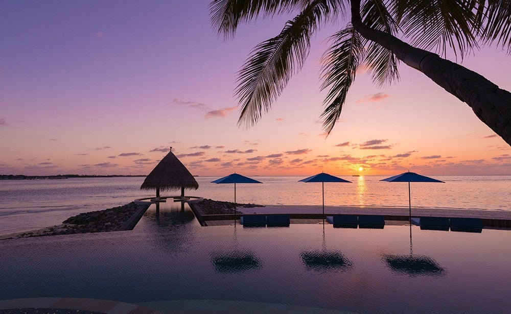 Remote Island Hideaway, Four Seasons Resort Maldives At Landaa Giraavaru