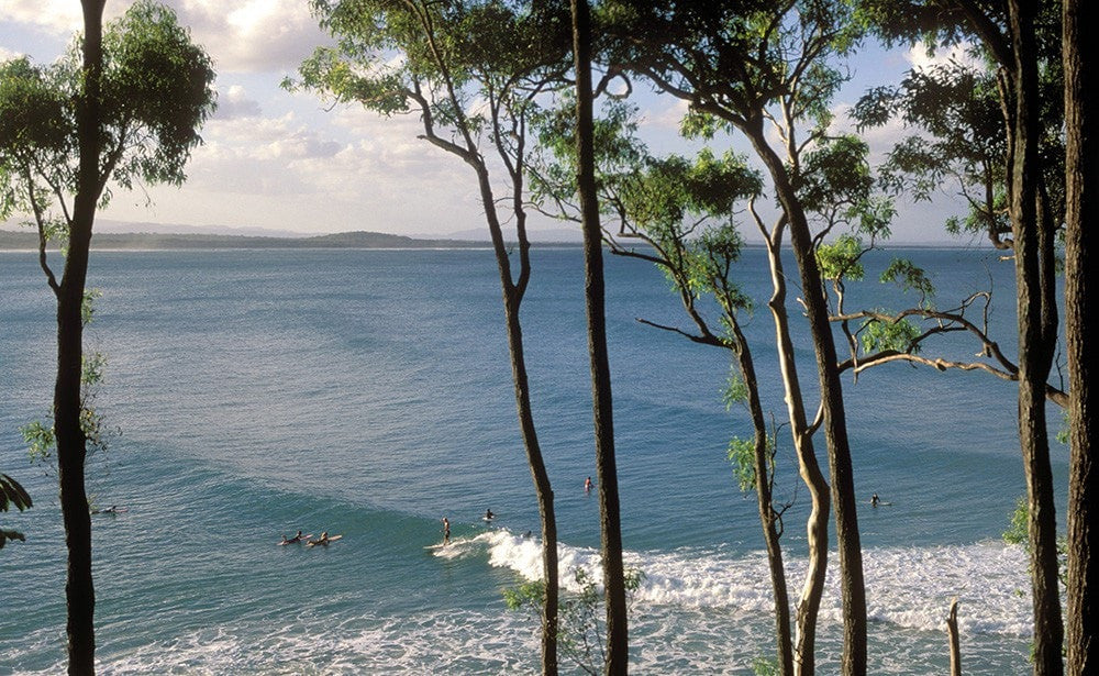 Beautiful Nicest Beaches, Noosa Heads Australia