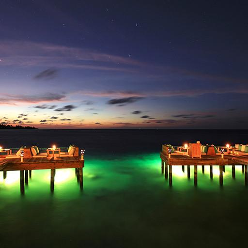 Seasons, Six Senses Laamu Maldives