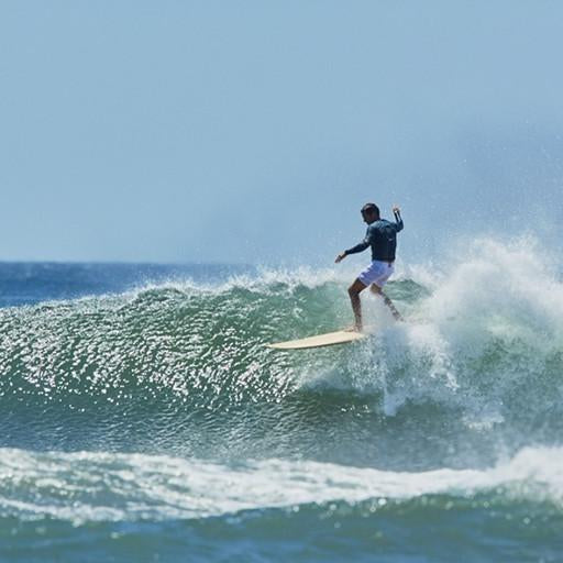Surfing, Mukul Beach, Golf and Spa Nicaragua