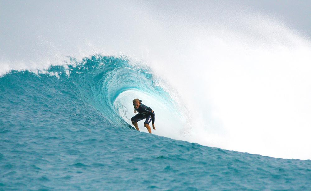 Big Wave Beaches, Six Senses Laamu Maldives